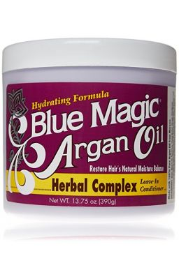 BLUE MAGIC ARGAN OIL HERBAL...