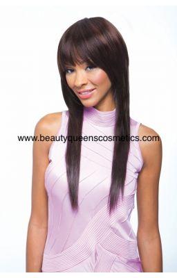 Sleek Synthetic Wig - Erin
