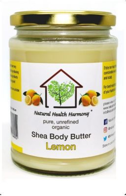 NATURAL HEALTH HARMONY SHEA...