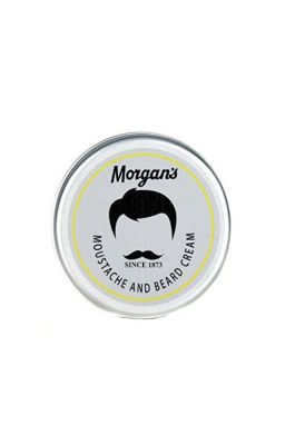 MORGAN'S MOUSTACHE AND...