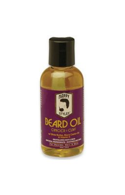 NAPPY STYLES BEARD OIL...