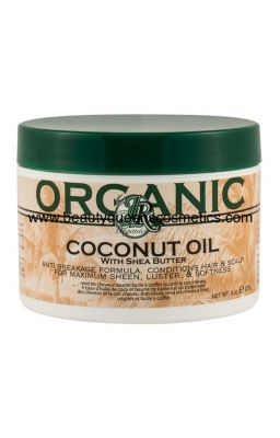 JR ORGANIC COCONUT OIL WITH...