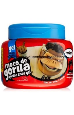 MOCO DE GORILA HAIR STYLING...