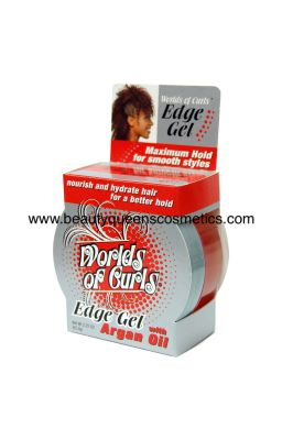 Worlds Of Curls Edge Gel...