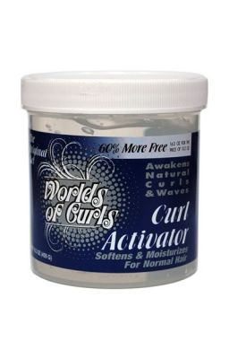 WORLDS OF CURLS - CURL...