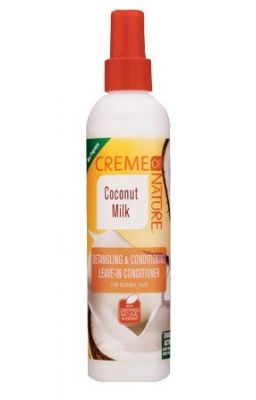 CREME OF NATURE COCONUT...