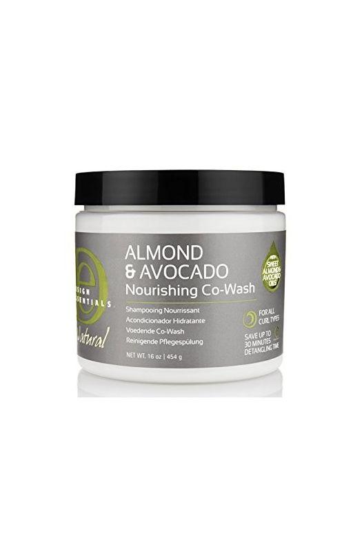 Design Essentials Almond Avocado Nourishing Co Wash 16oz454g