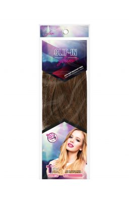 Clip In Glam 1 Weft Wavy...