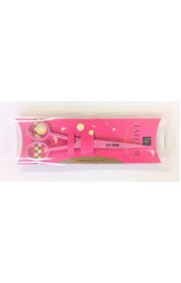 La Beaute Pink Barber Hair...