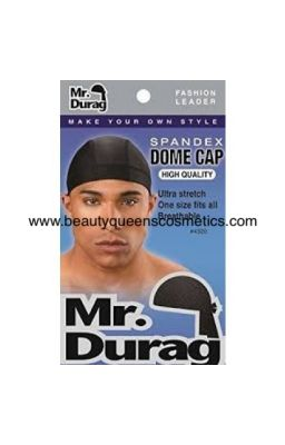 MR.DURAG SPANDEX DOME CAP