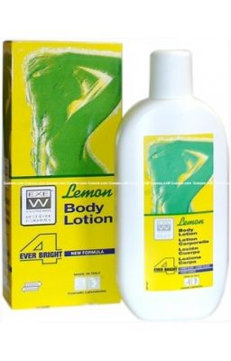 A3 Lemon Body Lotion