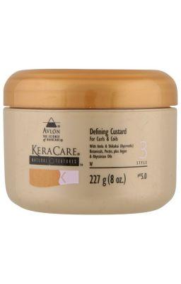 KeraCare defining custard...