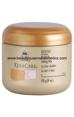 KeraCare curling wax 115g/4oz