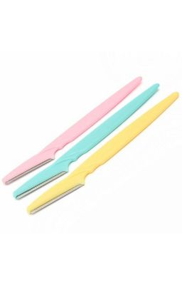 SHAPING RAZORS 3PCS NO.623-00