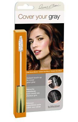 Hair mascara Brush-in Hair dye