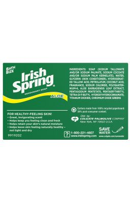 Irish Spring Deodorant Soap...
