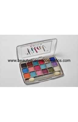 Vital Eyeshadow 18pcs - Spice