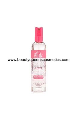 Luster's pink Glosser...