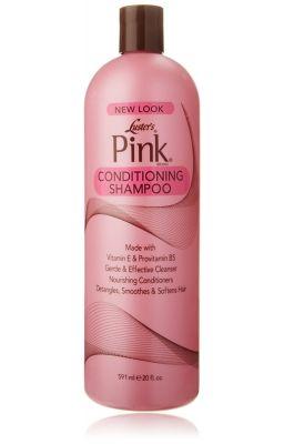 Luster's pink RevitaLex...