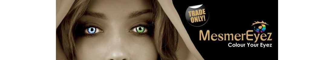Contact Lenses - Easily switch your look with these Colour Contact Lenses. Designed to strongly change your eye colour.