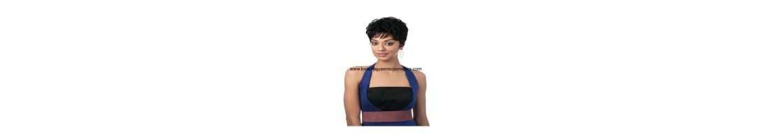 Synthetic Hair Short Wigs