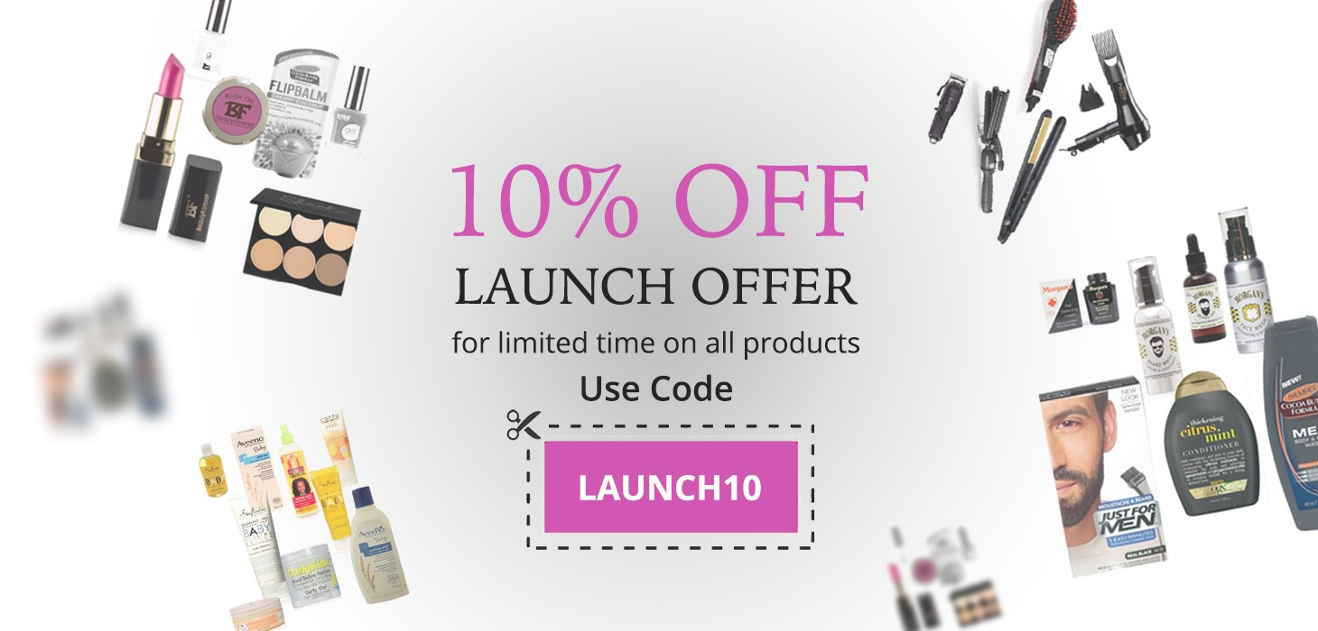 Launch Code 10% OFF Sitewide